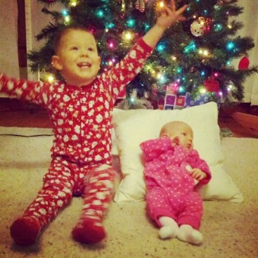 possibly the cutest Christmas picture ever